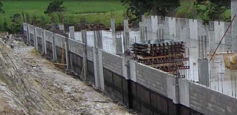 Subsoil Drainage System : Commercial stormwater systems drainage nz