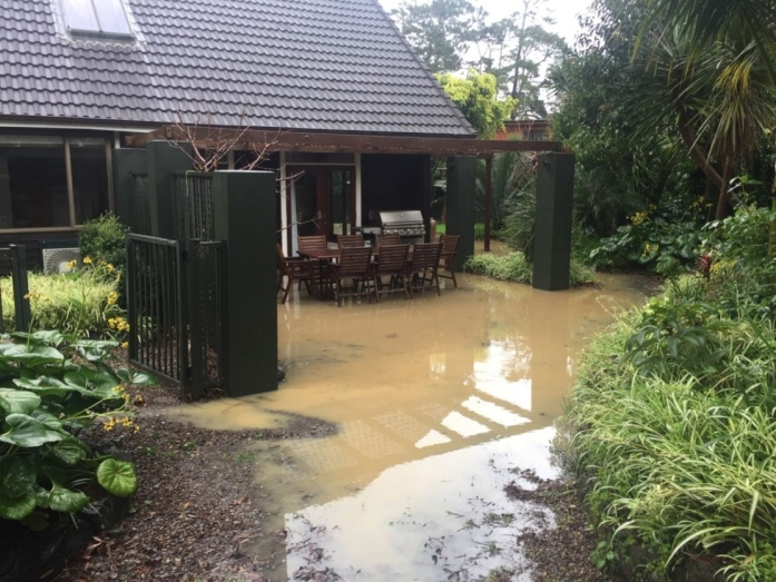 Boggy / Soggy Lawn Solutions - Drainage NZ
